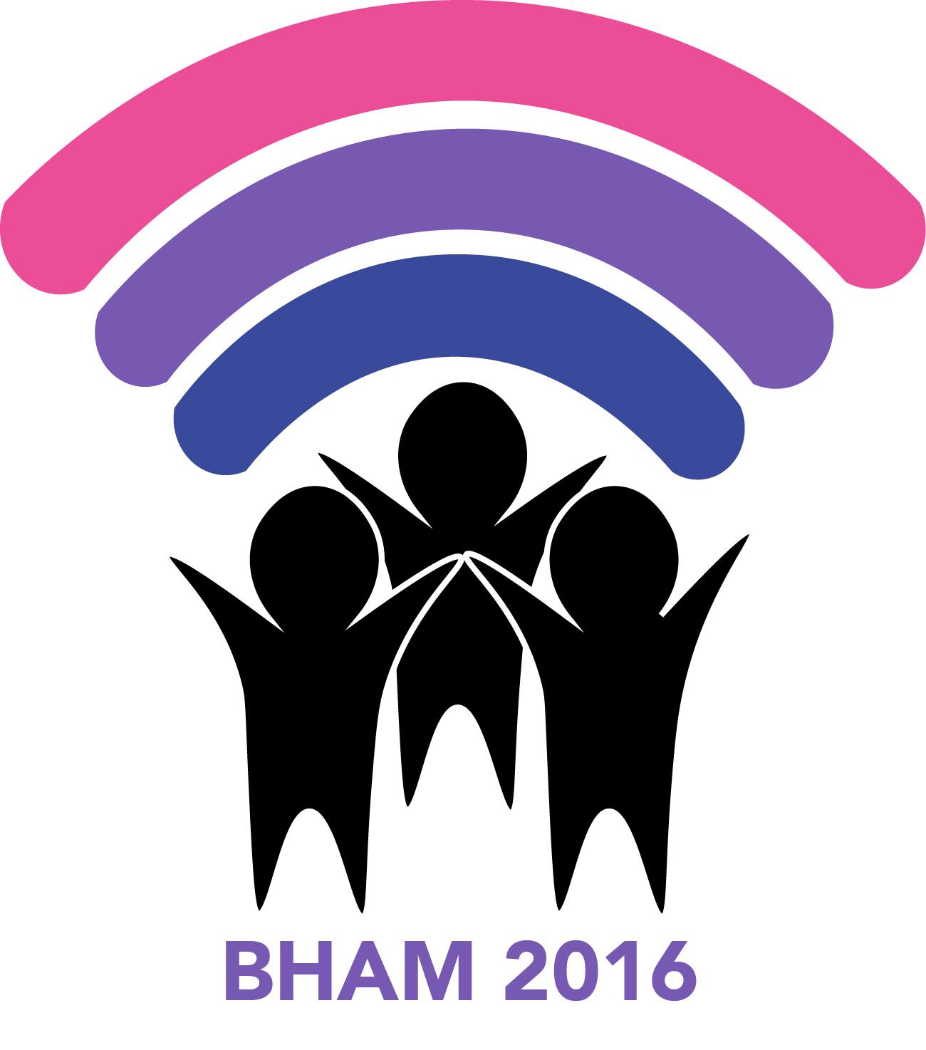 BHAM Logo with words