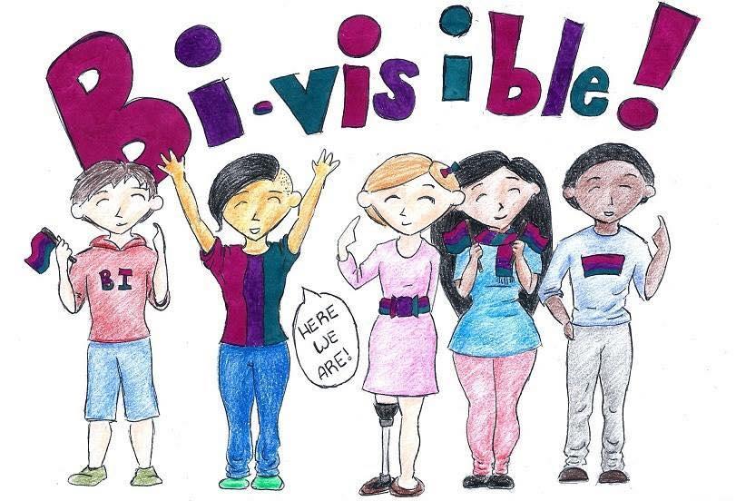bi visible youth